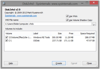 Guide to Converting Hyper-V VHDs video