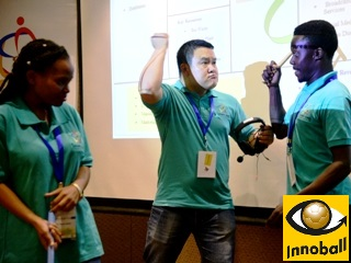 Innompic Games Fun Innovation Football KoRe 10 Innovative Thinking Tools