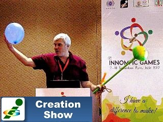 Vadim Kotelnikov 10 KITT KoRe 10 Innovative Thinking Tools Innompic Games 2017 India