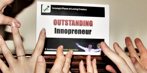 OUTSTANDING INNOPRENEUR Innompic Guidebook by Vadim Kotelnikov, download e-book PowerPoint