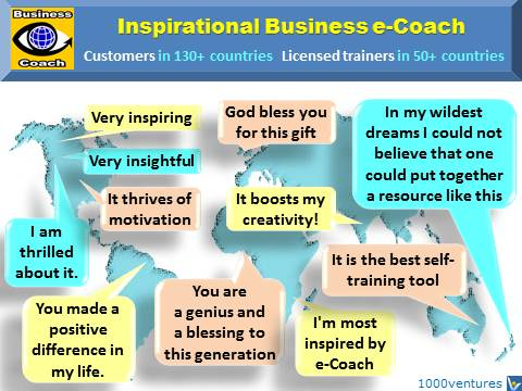 Vadim Kotelnikov Testimonials Inspirational Ten3 Business e-Coach