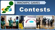 Innovation Contests Innompic Games Entrepreneurial Creativity