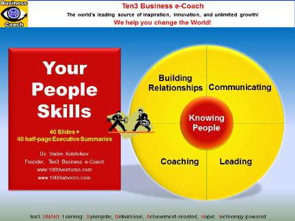 Your People Skills: Smart & Fast Mini-course