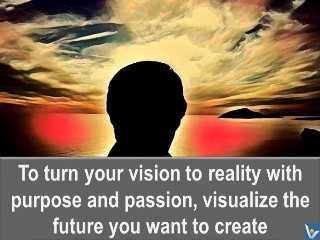 Creative Visualization quotes Visualize the future you want to create Vadim Kotelnikov