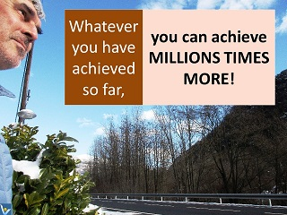 Vadim Kotelnikov achievement advice you can achieve millions times more
