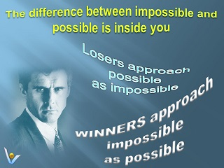 Vadim Kotelnikov advice quotes Do impossible be a winner