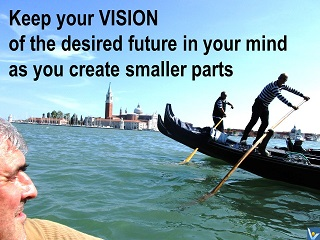 How to turn a dream to reality keep your vision in your mind Vadim Kotelnikov advice quotes
